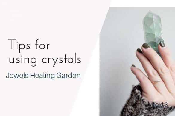 tips for using crystals