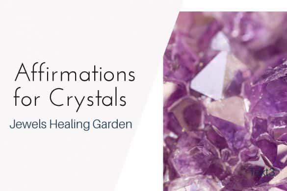 Affirmations for Crystals
