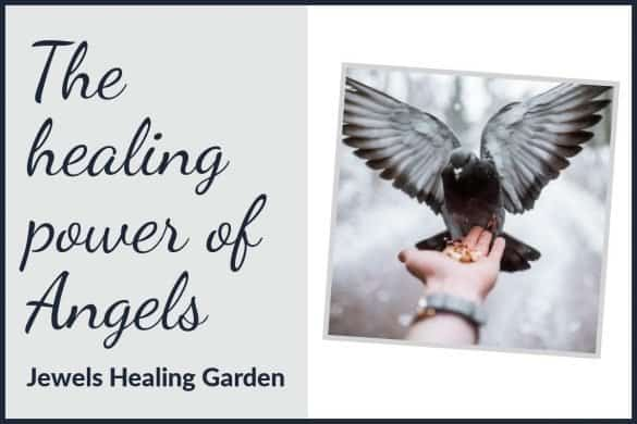 Healing power of angels