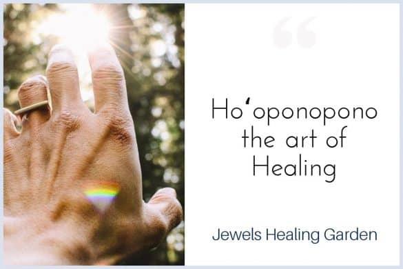 Hoʻoponopono for healing