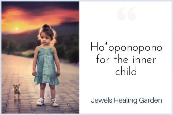 Hoʻoponopono for the inner child