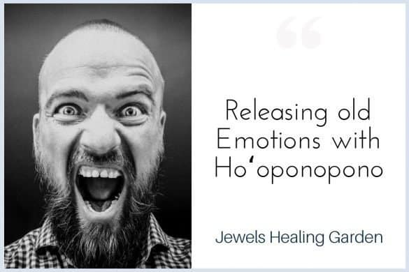 Releasing old Emotions with Hoʻoponopono