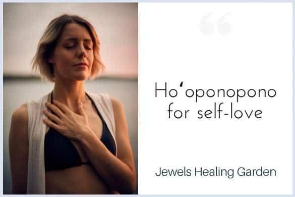 Hoʻoponopono for self-love