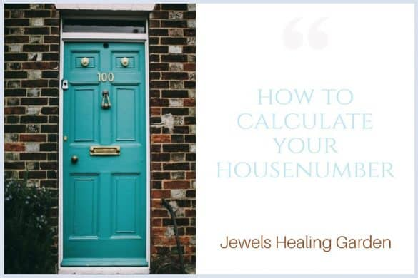 how to calculate your housenumber