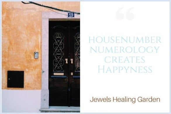 housenumber numerology creates Happyness