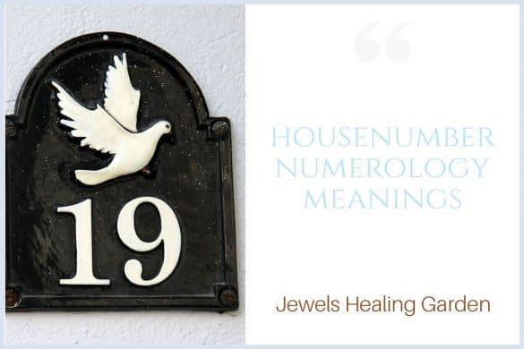 housenumber numerology meanings