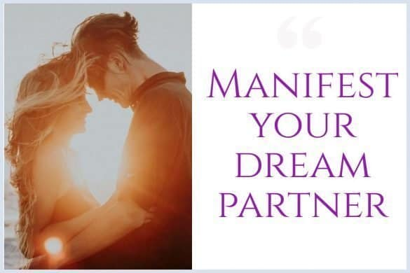 manifesting your dream partner