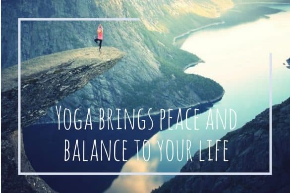 yoga for inner peace and balance