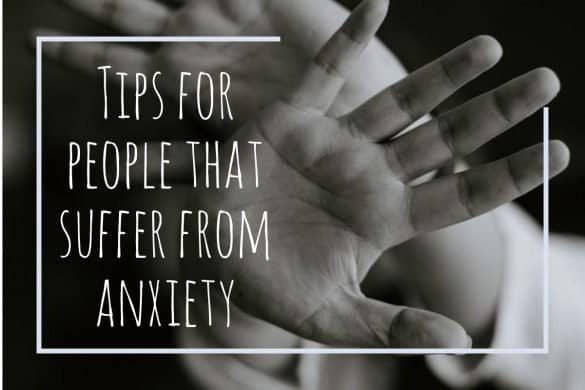 self hypnosis tips for people that suffer from anxiety