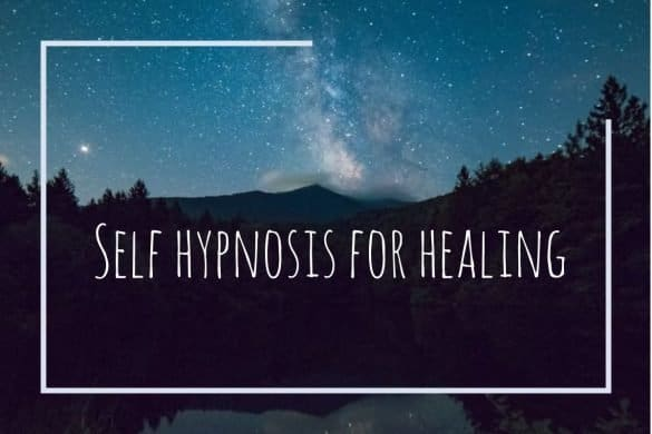 self hypnosis for healing