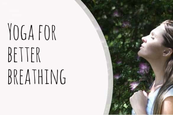 yoga for better breathing